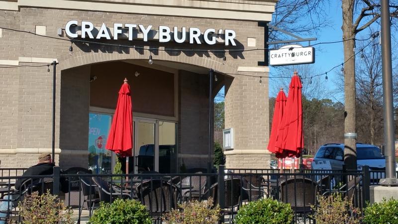 Crafty Burger