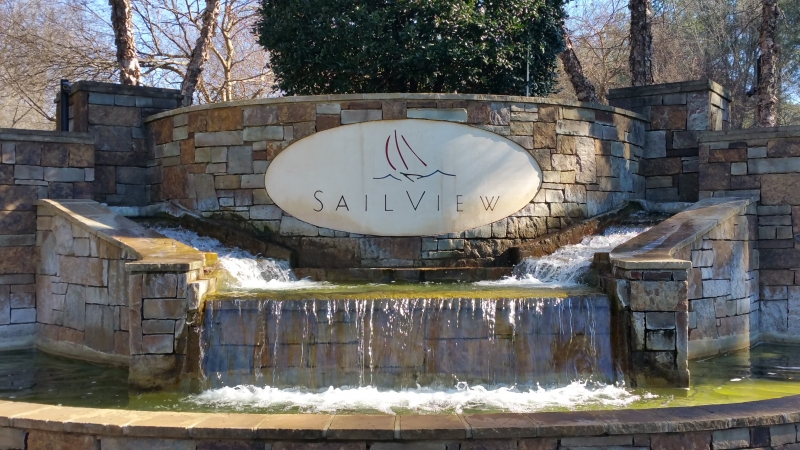 Sailview Entrance